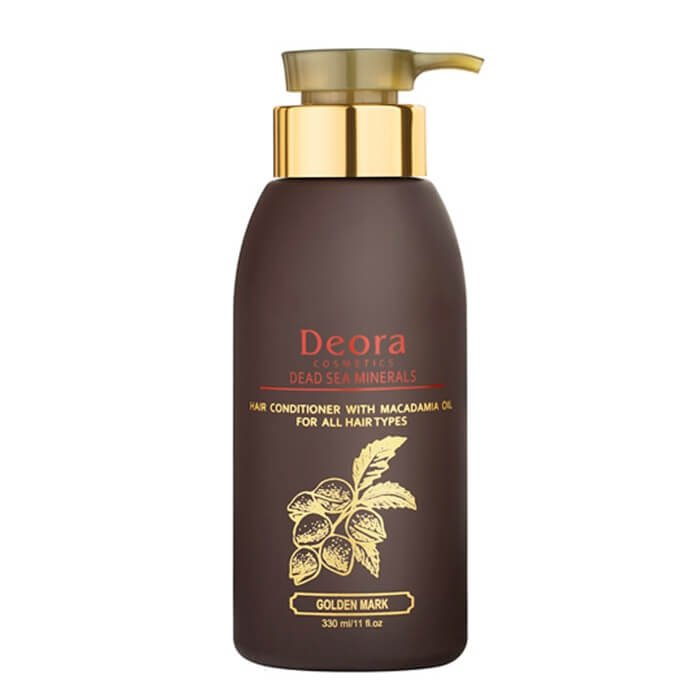 Кондиционер для волос Deora Hair Conditioner With Macadamia Oil