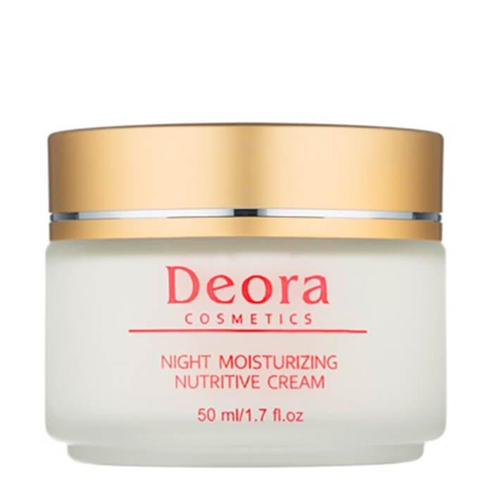 Крем для лица Deora Night Moisturizing Nutritive Cream