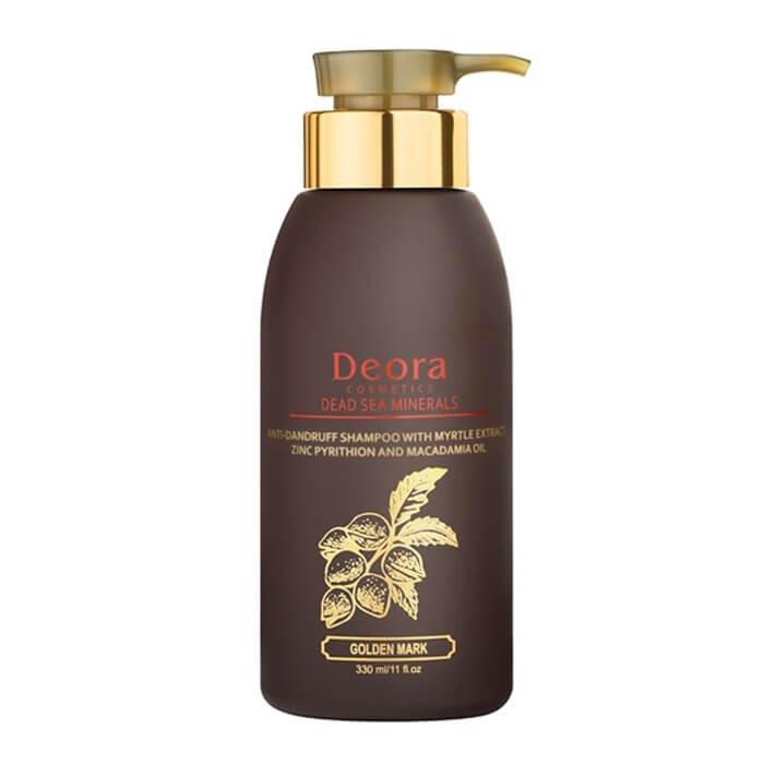 Шампунь для волос Deora Anti-Dandruff Shampoo With Myrtle Extract & Macadamia Oil