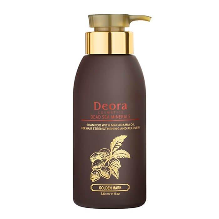 Шампунь для волос Deora Shampoo With Macadamia Oil For Hair Strengthening & Recovery