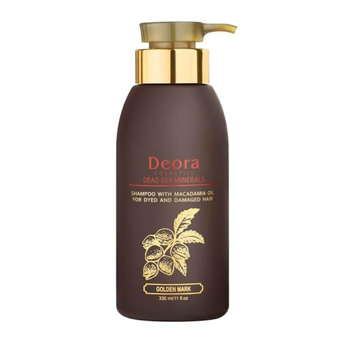 Шампунь для волос Deora Shampoo With Macadamia Oil