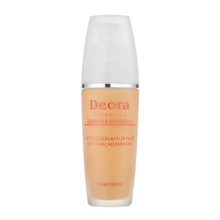 Сыворотка для лица Deora Lifting Serum For Face With Macadamia Oil
