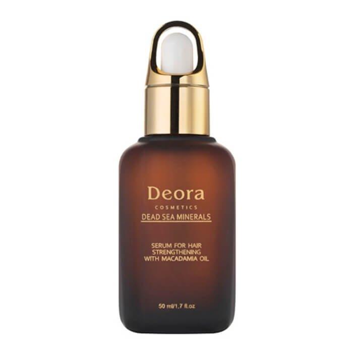 Сыворотка для волос Deora Serum For Hair Strengthening With Macadamia Oil