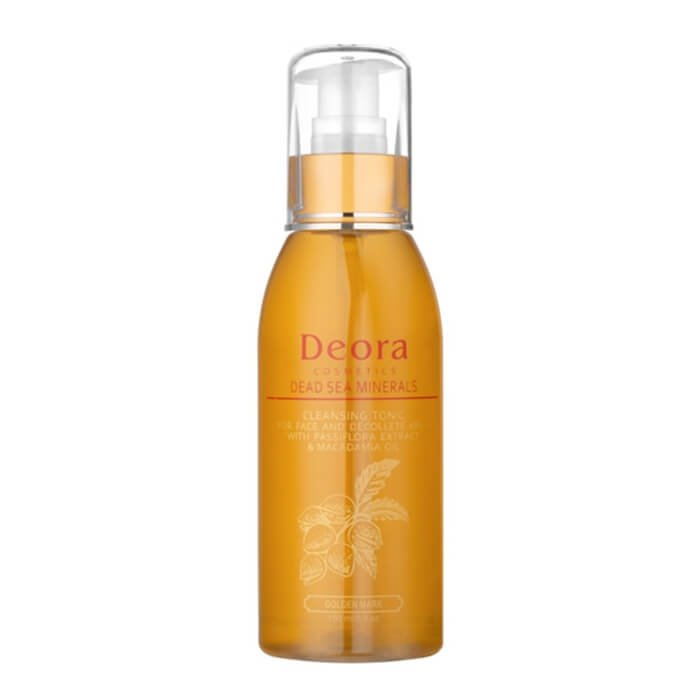 Тонер для лица Deora Cleansing Tonic For Face & Decollete Area