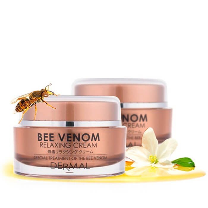 Крем для лица Dermal Bee Venom Relaxing Cream