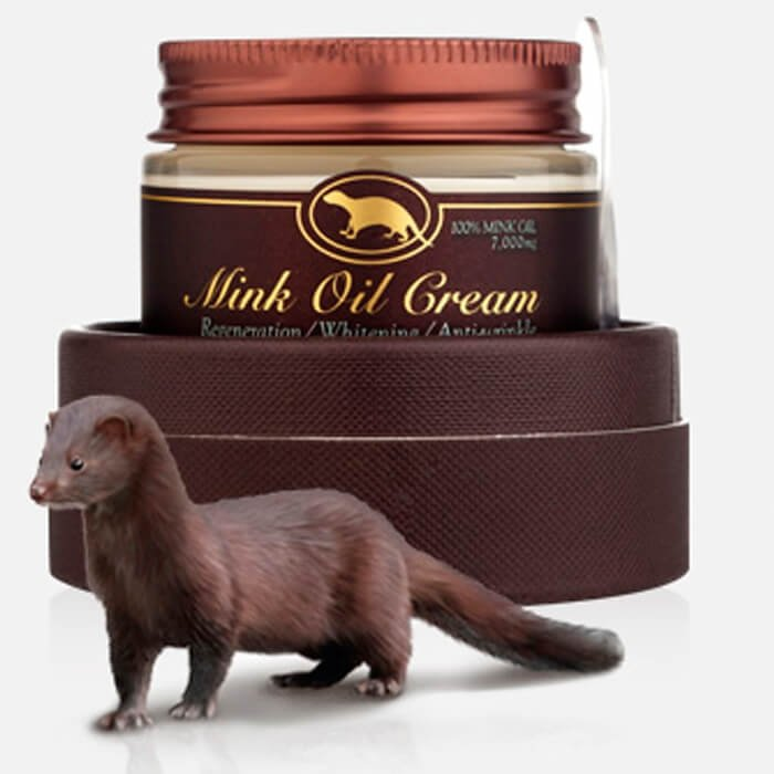Крем для лица Dermal Mink Oil Cream