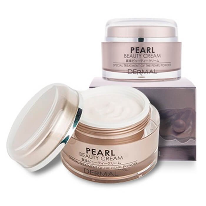Крем для лица Dermal Pearl Beauty Cream