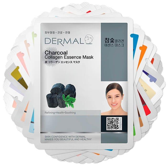 Набор тканевых масок Dermal - Максимальный