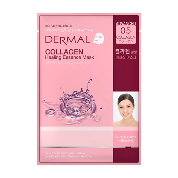Тканевая маска Dermal Advanced Collagen Healing Essence Mask