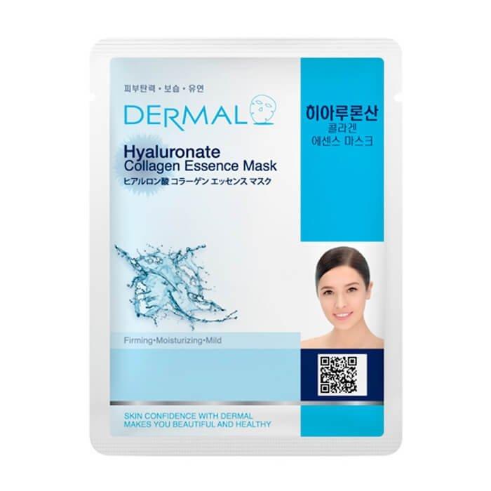 Тканевая маска Dermal Hyaluronate Collagen Essence Mask