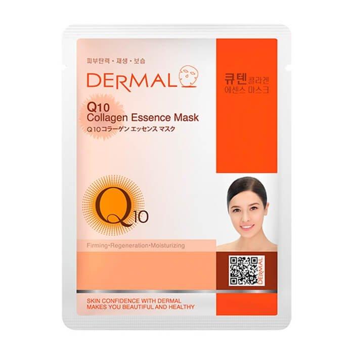 Тканевая маска Dermal Q10 Collagen Essence Mask