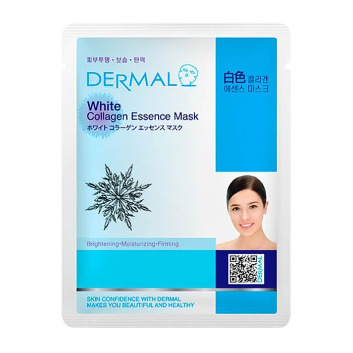 Тканевая маска Dermal White Collagen Essence Mask