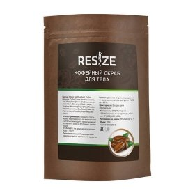 Скраб для тела ReSize Кофейный