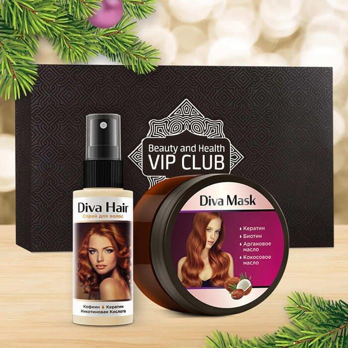 Спрей для волос Diva Hair Spray