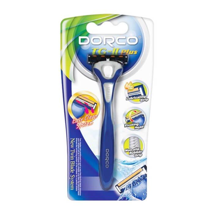 Бритва мужская Dorco TG-II Plus