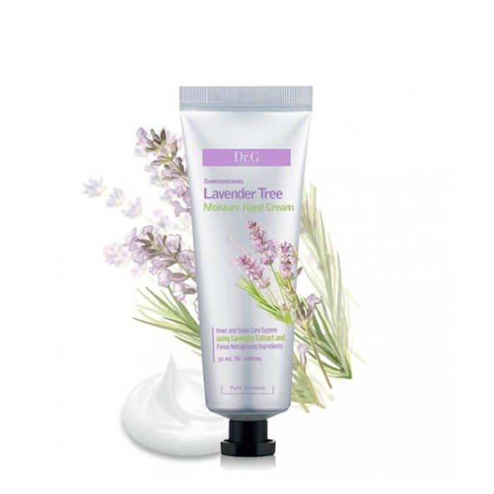 Крем для рук Dr.G Lavender Tree Moisture Hand Cream