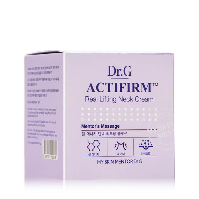 Крем для шеи Dr.G Actifirm Real Lifting Neck Cream