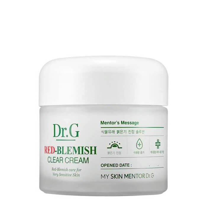 Крем для лица Dr.G Red-Blemish Clear Cream