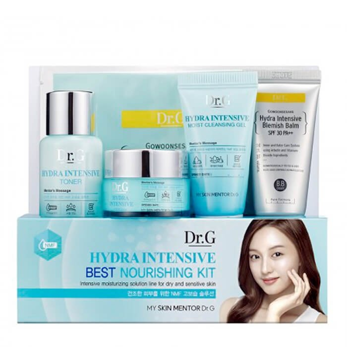 Набор миниатюр Dr.G Hydra Intensive Nourishing Kit