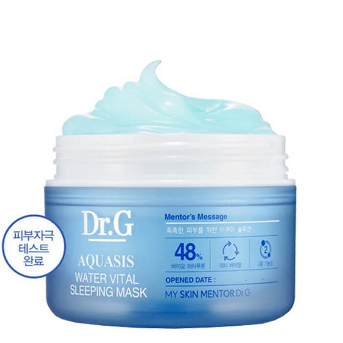 Ночная маска Dr.G Aquasis Water Vital Sleeping Mask