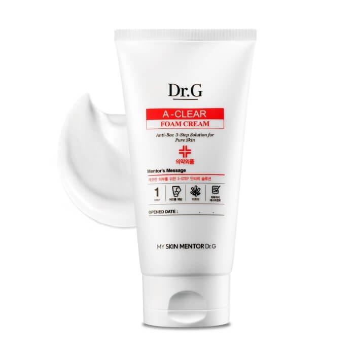 Пенка для умывания Dr.G A-Clear Foam Cream
