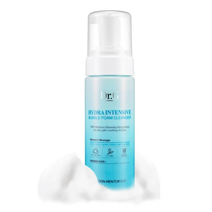 Пенка для умывания Dr.G Hydra Intensive Bubble Foam Cleanser