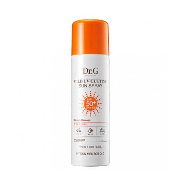 Солнцезащитный спрей Dr.G Mild UV Cutting Sun Spray