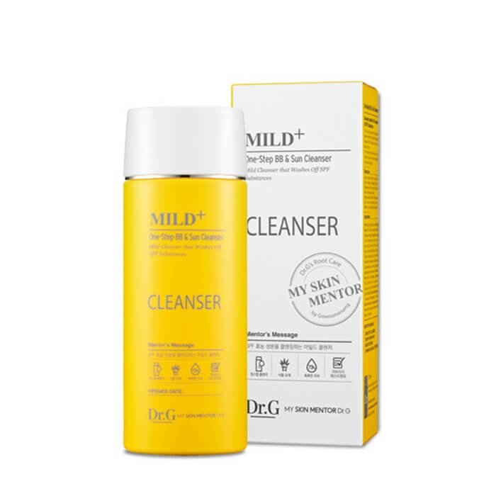 Средство для очищения кожи Dr.G One Step BB & Sun Cleanser
