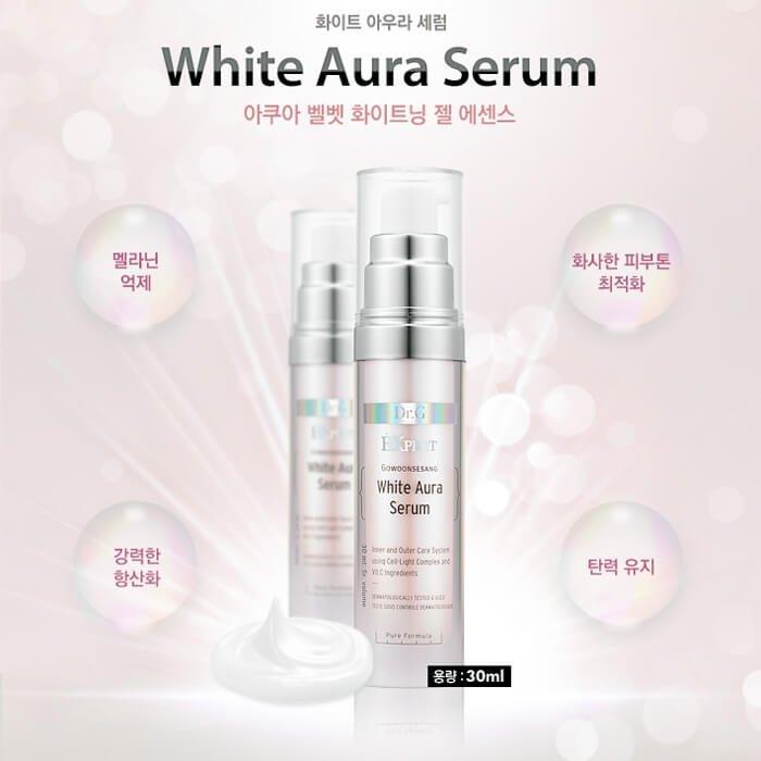 Сыворотка для лица Dr.G White Aura Serum