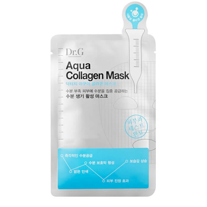 Тканевая маска Dr.G Aqua Collagen Mask Sheet