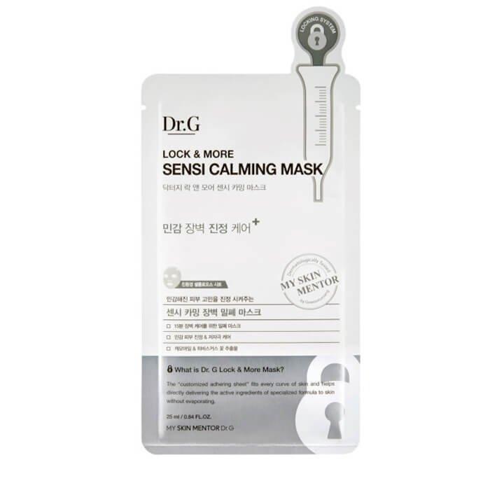 Тканевая маска Dr.G Lock & More Sensi Calming Mask