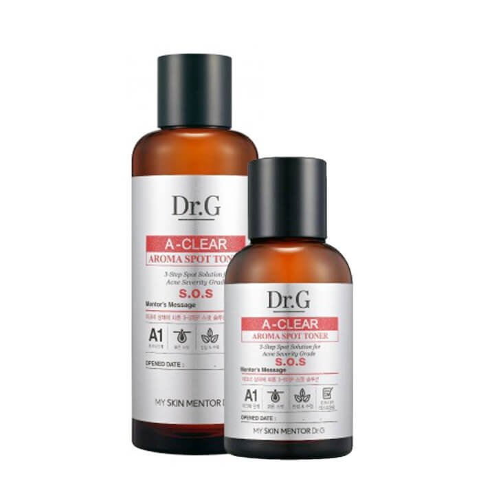 Тоник для лица Dr.G A-Clear Aroma Spot Toner