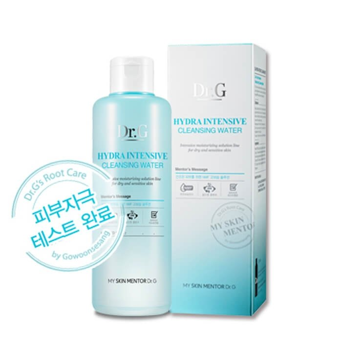 Мицеллярная вода Dr.G Hydra Intensive Cleansing Water