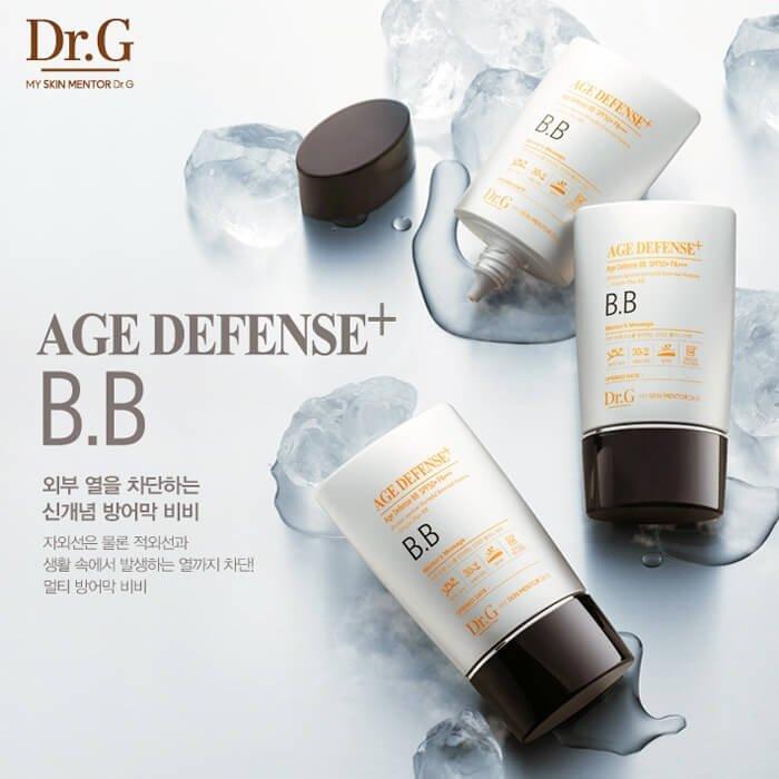 ВВ крем Dr.G Age Defense BB