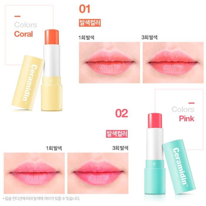 Бальзам для губ Dr.Jart+ Ceramidin Lipair - Pure