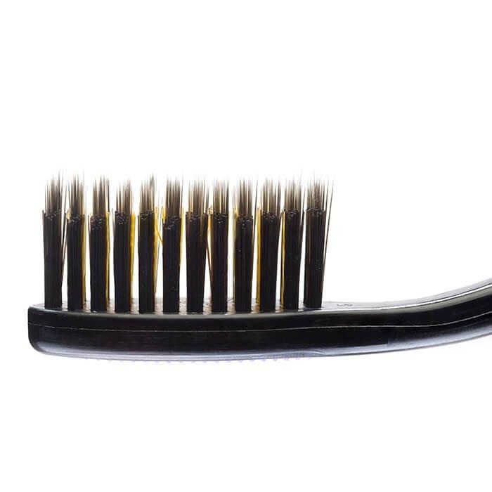 Зубная щётка Dr.NanoTo - Charcoal & Nano Gold