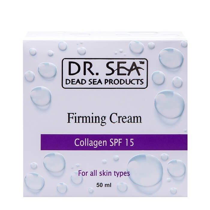 Крем для лица Dr.Sea Collagen Firming Cream