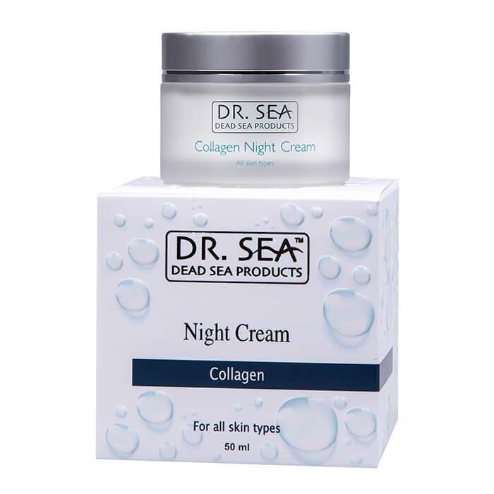 Крем для лица Dr.Sea Collagen Night Cream