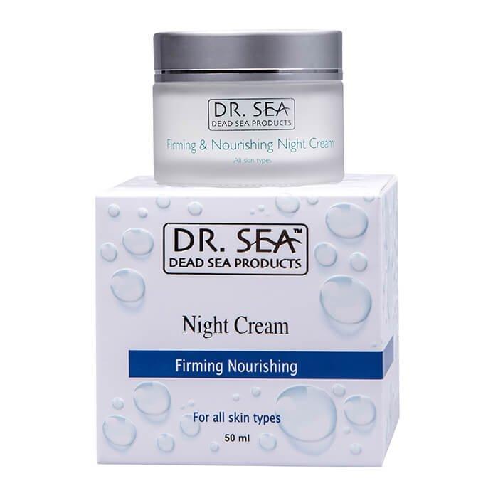 Крем для лица Dr.Sea Firming Nourishing Night Cream