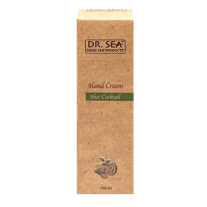 Крем для рук Dr.Sea Nut Cocktail Hand Cream