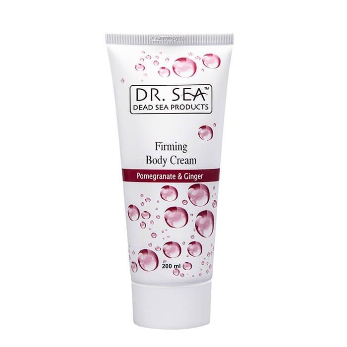 Крем для тела Dr.Sea Firming Body Cream - Pomegranate & Ginger