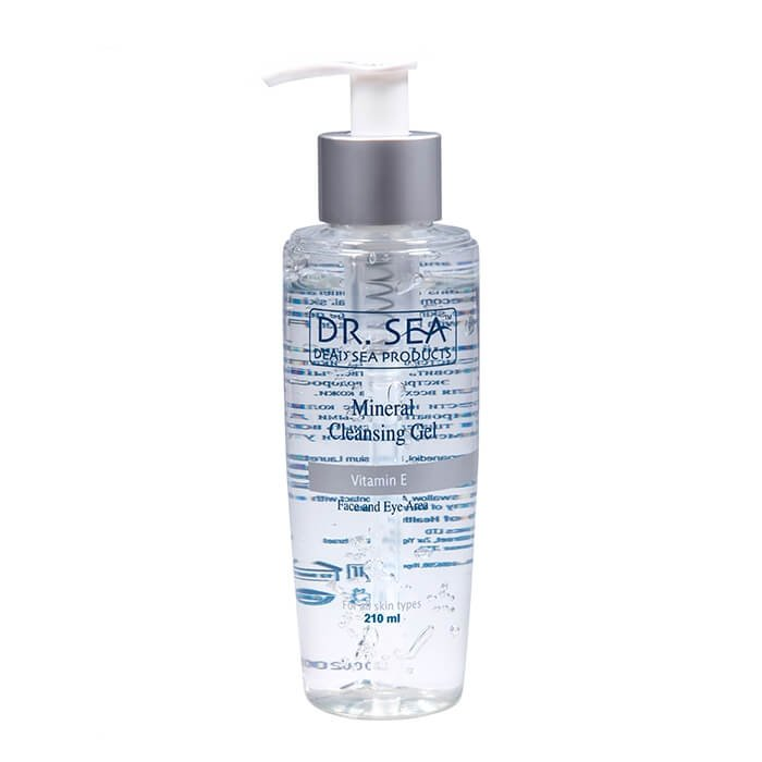 Очищающий гель Dr.Sea Mineral Cleansing Gel - Vitamin E