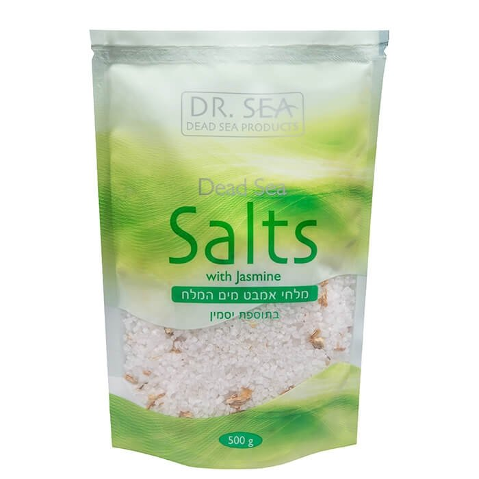 Соль мёртвого моря Dr.Sea Dead Sea Salts With Jasmine