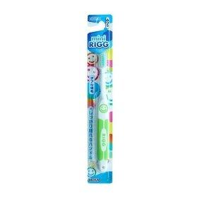 Детская зубная щётка Ebisu Mini RIGG Medium (с комбинированным ворсом)