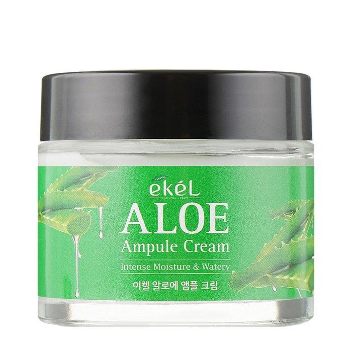 Крем для лица Ekel Aloe Ampule Cream