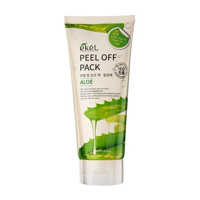 Маска-плёнка Ekel Peel Off Pack Aloe
