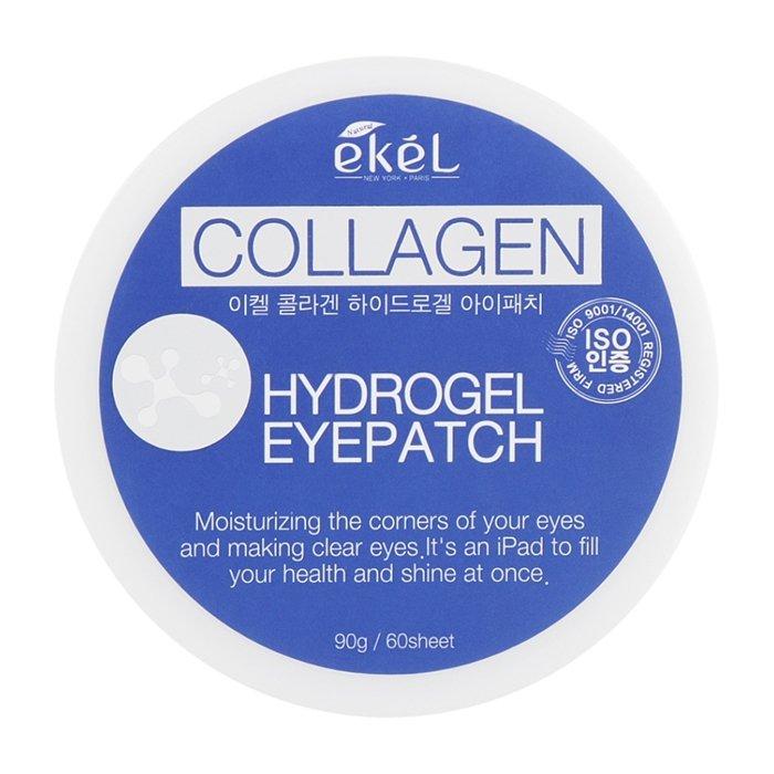 Патчи для век Ekel Hydrogel Eye Patch Collagen