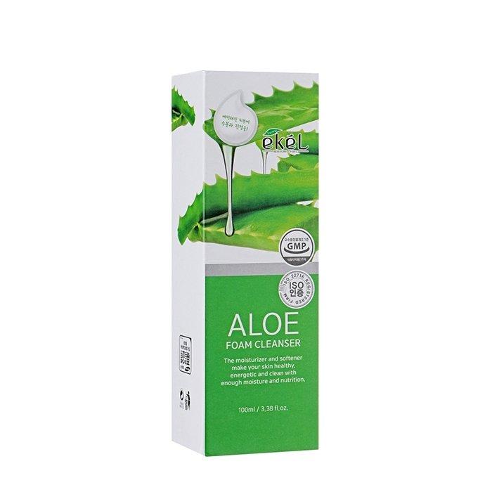 Пенка для умывания Ekel Foam Cleanser Aloe (100 мл)