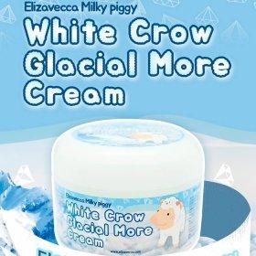 Крем для лица Elizavecca White Crow Glacial More Cream