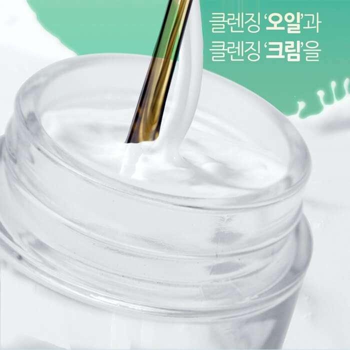 Крем для снятия макияжа Elizavecca Donkey Creamy Cleansing Melting Cream
